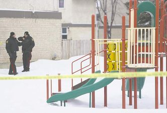 TREVOR HAGAN/WNNIPEG FREE PRESS