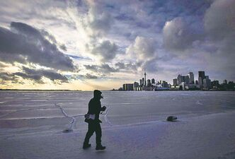 Mark Blinch / THE CANADIAN PRESS