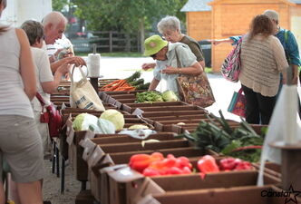 The St. Norbert Farmers' Market and surrounding area will see almost $600,000 worth of upgrades starting this spring.
