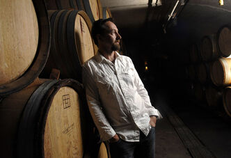 Tawse Winery winemaker Paul Pender