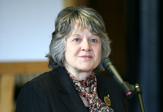 President and CEO of Manitoba Public Insurance Marilyn McLaren.