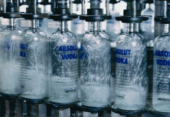 The liquor commission says the cost of a bottle of Absolut Vodka will increase from $24.99 to $25.99.