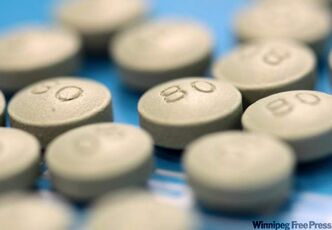 OxyContin is a commonly prescribed painkiller that's become a common street drug.
