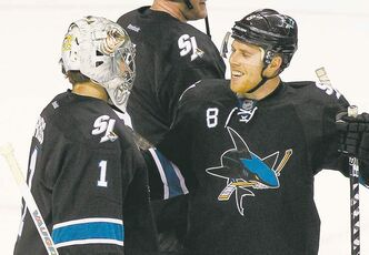 San Jose's Joe Pavelski could be the face of the Sharks organization for years to come.