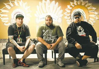 A Tribe Called Red will hit Union Sound Hall on Feb. 16, 2014.