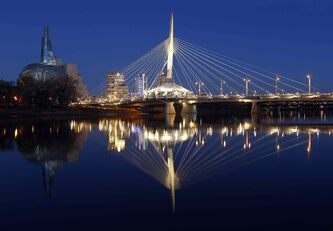 Winnipeg was ranked 19th out of 201 Canadian cities this year by MoneySense magazine.