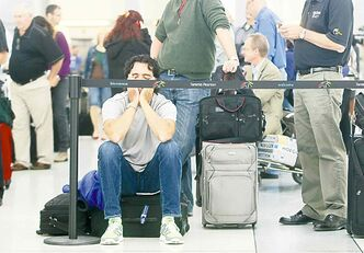 Air Canada has grappled with its share  of frustrated passengers.
