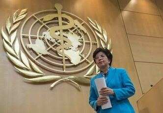 China's Margaret Chan, Director-General of the World Health Organization,  says parts of the world are eating themselves to death.