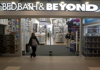 Bed Bath & Beyond has been a popular destination for Winnipeggers travelling in the United States.