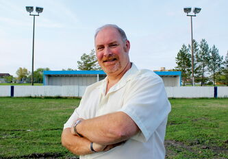 Garden City Community Centre president Andy Haworth says the next 12 months will be a busy one for the club, as construction begins on the new Seven Oaks Arena and the club continues to line up  tenants for the facility.