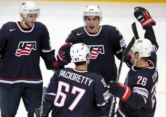 The USA will undoubtedly ice a strong team.