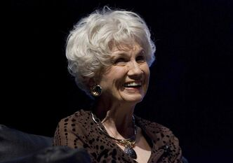 Alice Munro, who lives in Clinton, Ont., has been awarded the Nobel Prize in literature.