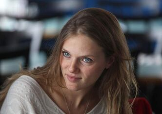 Tracy Spiridakos, star of NBC series 'Revolution,' was back home in Winnipeg for the holidays.