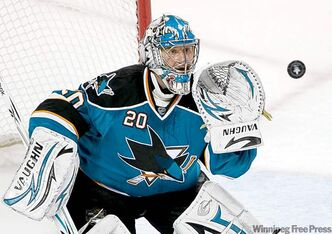 Goalie Evgeni Nabokov is unimpressed by the New York Islanders' waiver claim.