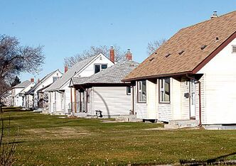 Only 59 homes are vacant -- most in poor shape --at former Kapyong Barracks, government says.