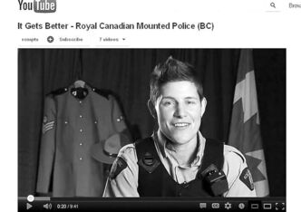 YouTube / The Canadian Press