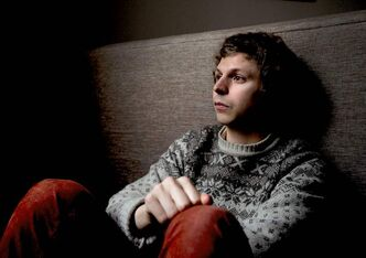 Actor Michael Cera of Arrested Development.