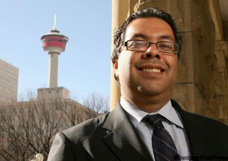 Calgary mayor-elect Naheed Nenshi's tech-savvy campaign brought out a huge number of voters.