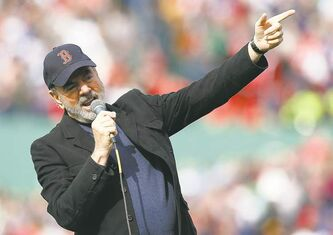 Michael Dwyer / the associated press