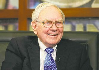 Warren Buffett came up with the idea of the $1-billion NCAA basketball contest.