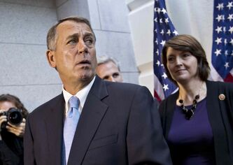 It's time Speaker of the U.S. House of Represenatives John Boehner and his GOP counterparts to take yes for an answer.