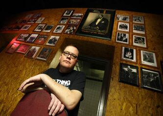 A new federal levy is creating big problems for talent bookers like Sam Smith of the Windsor Hotel, who fear the high cost of bringing in international musicians could silence small venues.