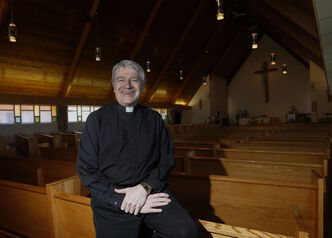 "St. Emile's Rev. Carl Tarnopolski: ""If they want their parish life to be rich and interesting they have to step forward."""