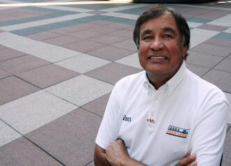 Billy Mills: 'We all make mistakes ... but it's the virtues and values and keep us going forward.'