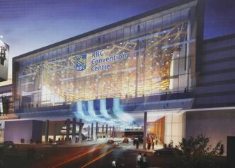 The Royal Bank has won the bidding war for the naming rights to the Winnipeg Convention Centre.