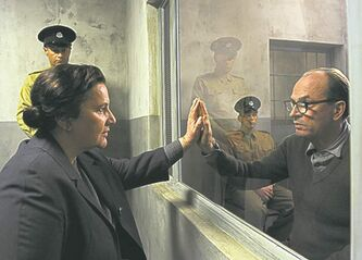A scene from Eichmann's End,  which screens at 7:30 p.m. Thursday.