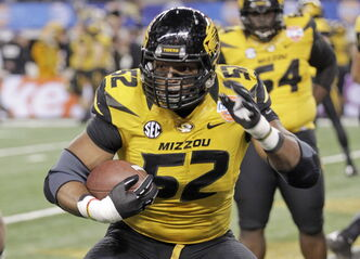 Michael Sam played college football at the University of Missouri.