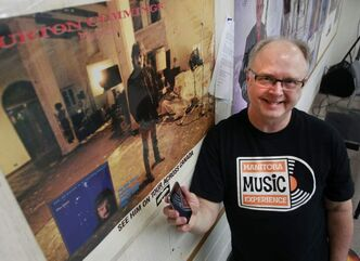 John Einarson will host a retro music show on UMFM.