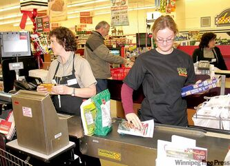 Consumers can expect to see a hike in grocery prices, along with higher prices for gas and airline tickets.