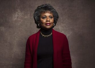 Anita Hill poses for a portrait during the Sundance Film Festival on Friday, Jan. 18, 2013, in Park City, Utah. It has been more than 20 years since Anita Hill levelled incendiary testimony that would make her an instant icon in the fight for women's rights. THE CANADIAN PRESS/Victorial Will/Invision/AP)