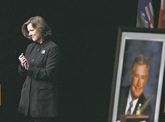 Alberta Premier Alison Redford said Ralph Klein was the 'people's premier.'