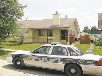 The Bondar Bay home where the 19-year-old man in the fight was found unresponsive Saturday afternoon.