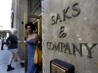 HBC might turn some of its stores into Saks locations, open new Saks stores in existing buildings, or construct new stores. The high-end chain will bring premium brands.