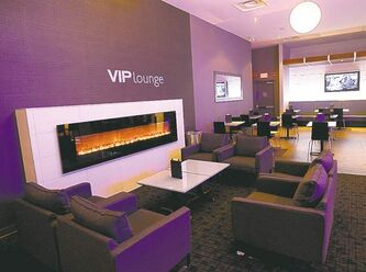 VIP Lounge next to bar- Odeon Cineplex   VIP  movie theatre McGillivray, Randall King  feature  KEN GIGLIOTTI  / WINNIPEG FREE PRESS  / Oct 30 2012