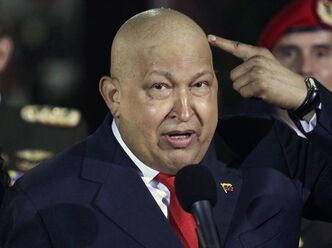 Accounts of Hugo Chávez's politicized necrophilia seemed almost too lurid to believe.