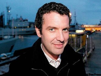 Rick Mercer will immerse himself in the Goldeyes for his show The Rick Mercer Report.