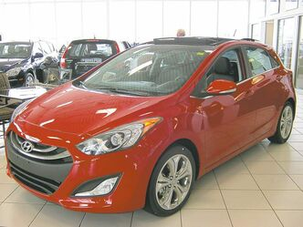 Hyundai's new 2013 Elantra GLs, which just arrived in Manitoba dealers' showrooms in early July, are selling fast.