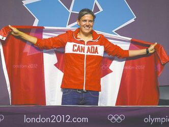 Christine Sinclair, who led Canada to its first-ever podium finish in women�s soccer � and nearly authored a stunning upset of the eventual gold medal-winning American team � said the London Olympics were �perfect�.