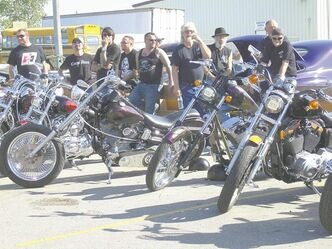 Harley-Davidson Winnipeg will host their popular Hot Rods and Harleys Wide Open House on Saturday, Sept.15.