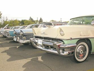 In addition to a sweet lineup of Fabulous Fords, last Sunday about 1,500 classic and special-interest vehicles packed the parking lot of the Garden City Shopping Centre.