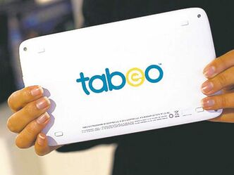Tabeo Android-based tablet