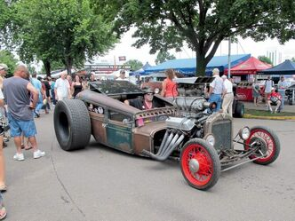 Rat rods may not be as popular as they once were, but these low-buck builds showcase an owner�s individuality.