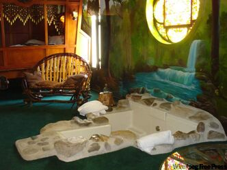 TripAdvisor's ten quirkiest hotels include The Victorian Mansion at Los Alamos which has Gypsy to Pirate to Fifties theme rooms.
