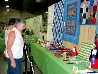 There were plenty of homemade items on display at the St. Vital Agricultural Society's display and fair.