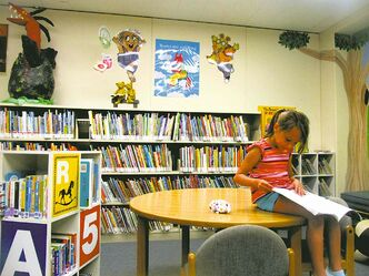 Transcona readers young and old alike will soon have a new library to enjoy.