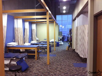 The Sports Physiotherapy Centre has moved to new digs (pictured) at 76 Nature Park Way after years at Pan Am Clinic.